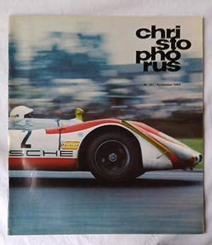 CHRISTOPHORUS. Nr. 101/November 1969: Redaktion: Richard Von
