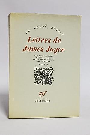 Lettres: JOYCE James
