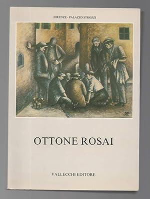 OTTONE ROSAI- Opere dal 1911 al 1957: Santini Pier Carlo
