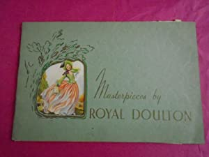 MASTERPIECES BY ROYAL DOULTON - ROYAL DOULTON FIGURES Autumn Breezes Catalogue