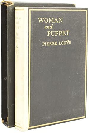WOMAN AND PUPPET (Slipcase): Pierre Louys |