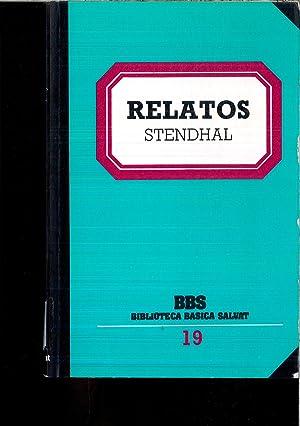 RELATOS: Stendhal