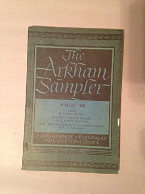 Arkham Sampler: Winter, 1948 (Volume 1, Number 1)