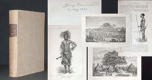 Im Herzen von Afrika. Reisen und Entdeckungen: SCHWEINFURTH, Georg;