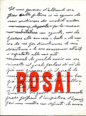 I rosai della galleria Santacroce. Scritti di: AA.VV.