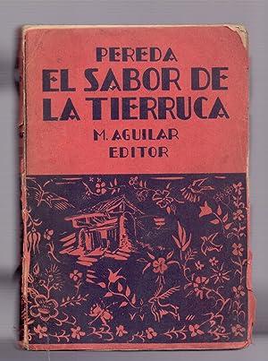 EL SABOR DE LA TIERRUCA: Jose M. de