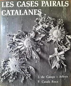 Imagen del vendedor de LES CASES PAIRALS CATALANES a la venta por LIBRERIA ANTICUARIO BELLVER MADRID