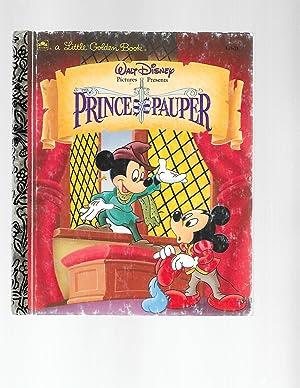 Walt Disney Pictures Presents: The Prince and: Manushkin, Fran; Twain,