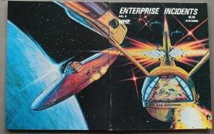 ENTERPRISE INCIDENTS Magazine; - the Magazine with: James Van Hise;