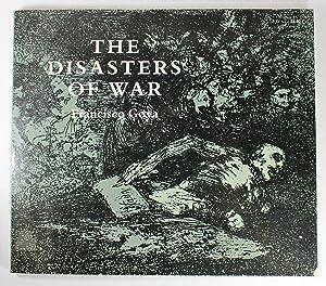 Imagen del vendedor de The Disasters of War a la venta por Hideaway Books