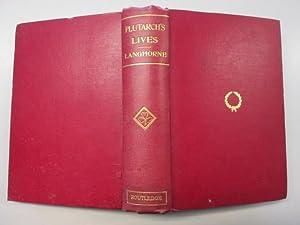 Plutarch's Lives: Langhorne, John and