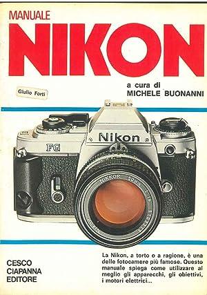 Manuale Nikon: Buonanni Michele