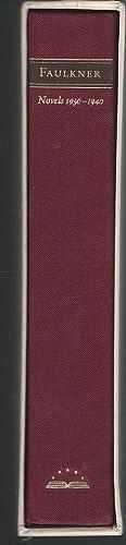 Novels 1936-1940: Absalom, Absalom!; The Unvanquished; If: Faulkner, William Pseud.)