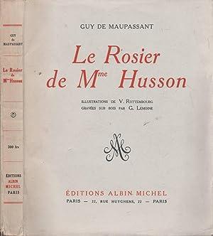 Le rosier de Mme Husson: MAUPASSANT Guy De