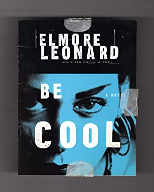 Be Cool (Elmore Leonard) - Complimentary Excerpt by Diet Coke. Publishing Ephemera