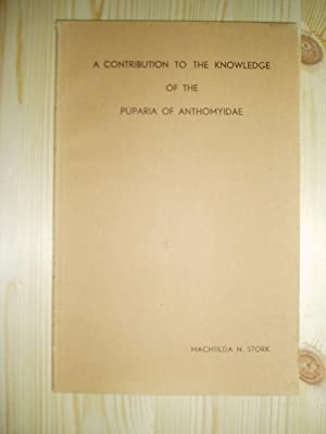 A Contribution to the Knowledge of the Puparia of Anthomyidae