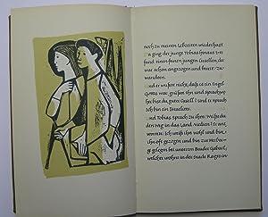 Das Buch Tobias [Tobiasbuch] aus der Hl. Schrift des Alten Testaments: Kunstmann, Josef [Schrift]; ...