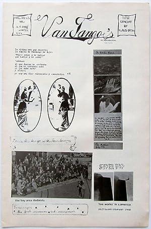 Van Tangos (aka Fandangos no. 4): Raul Marroquin (ed.)