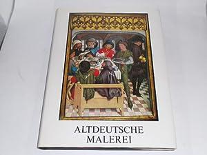 Altdeutsche Malerei.: Musper, Heinrich Th.: