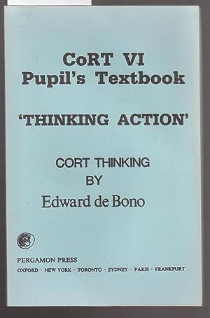 Cort Thinking : Cort V1 Pupil's Textbook: De Bono, Edward