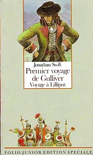 Image du vendeur pour Premier voyage de Gulliver : Voyage à Lilliput mis en vente par Livreavous