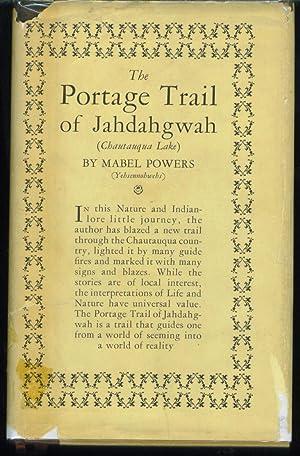 "The Portage Trail: Powers, Mabel ""yehsennohwehs"""