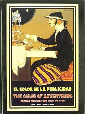El color de la publicidad = The: Carulla Jordi/Carulla Arnau