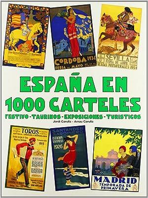 España en 1000 carteles: Carulla, Jordi /