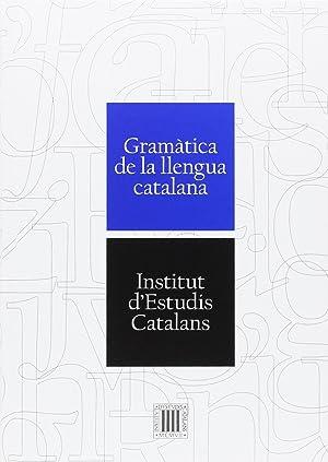 Gramática de la llengua catalana: Vv.Aa.
