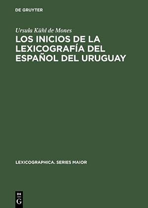Los inicios de la lexicografía del español del Uruguay : El vocabulario Rioplatense razonado por ...