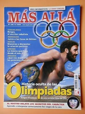 Más Allá de la Ciencia. Nº 186/8/2004.: Diversos autores