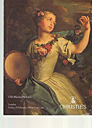 Christies 1994 Old Master Pictures