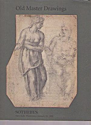 Sothebys January 1998 Old Master Drawings