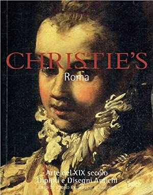 Christies May, June 2002 Old Master Paintings and 19th Century Paintings
