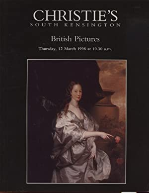 Christies March 1998 British Pictures: Christies