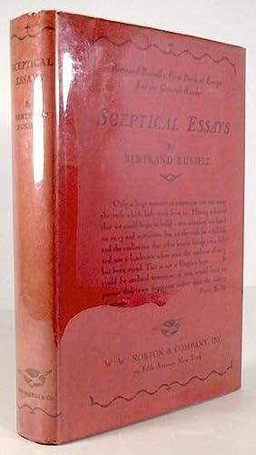 Sceptical Essays: RUSSELL, Bertrand