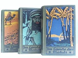 Im Lande des Mahdi. Reiseerzählung. 3 Bände: May, Karl