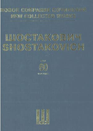 New collected works of Dmitri Shostakovich. Vol. 60a & 60b The Golden Age. Ballet. Op.22. Score. ...