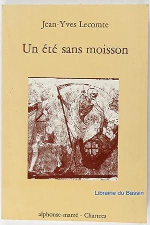 Un Eté sans moisson: Jean-Yves Lecomte