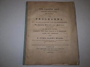 Vita Lagonis Urne Episcopi Roskildensis pars posterior