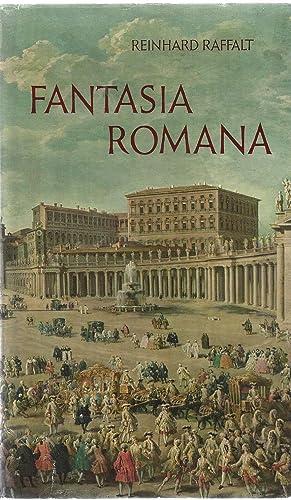 Rom. 5 Bände. Leben mit Rom. Bd. 1: Concerto Romano. Bd. 2: Fantasia Romana. Bd. 3: Sinfonia ...