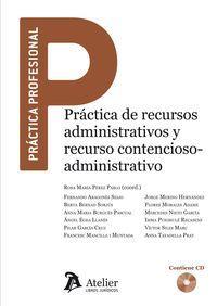 Práctica de recursos administrativos y recurso contencioso-administrativo: Rosa Pérez ,Pablo