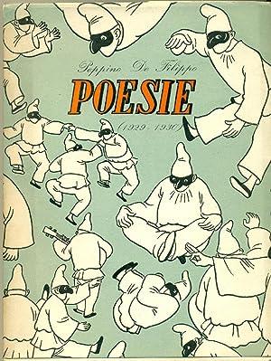 Poesie (1929-1930).: DE FILIPPO Peppino,