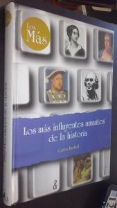 Los más influyentes amantes de la historia: BERBELL, Carlos: