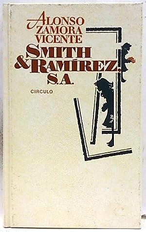 Smith And Ramirez, S. A.: Zamora Vicente, Alonso