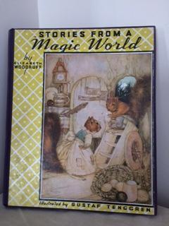 Stories From a Magic World: Elizabeth Woodruff