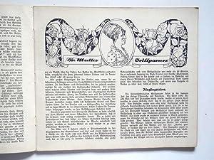 """Franz Grillparzer. Künstler-Bilderbücher der Sammlung """"Österreichs Ruhmeshalle"""".: Wacik, F...."""