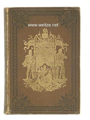 Die Welt in Waffen von der ältesten Zeit bis zur Gegenwart,: Marees, G. v.,: