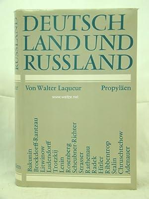 Deutschland und Russland,: Laqueur, W.,: