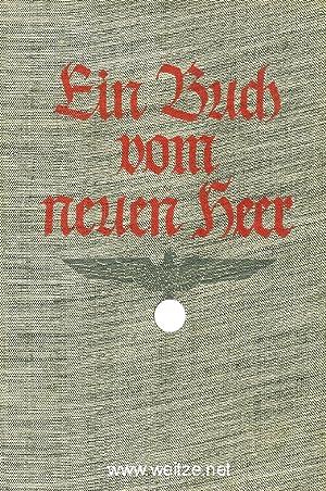 Ein Buch vom neuen Heer,: Haid, G.,: